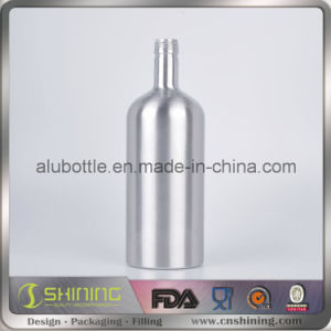 Car Care Product Motor Oil Aluminum Fuel Additive Bottles