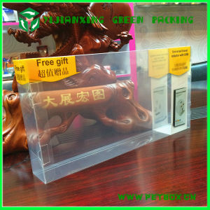 Custom Transparent Clear Packaging Plastic Box