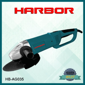 Hb-AG035 Harbor Electric Angle Grinder Polishing Disc Power Tool