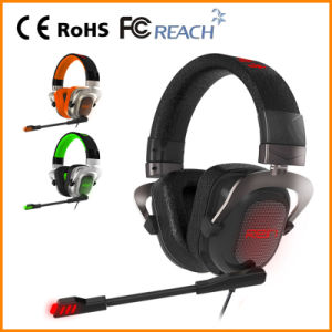 Virtual 7 1 Channel Gaming Headset for PS3, PS4, xBox 360 (RGM-901)