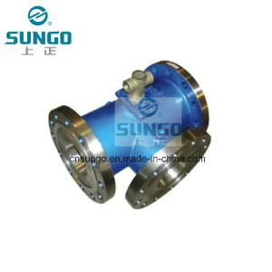 Three Way Ball Valve with Wrench
