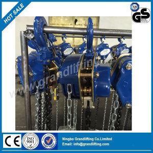 Heavy Duty Pulley Block Chain Hoist 0.5t to 20t pictures & photos