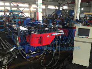 High Quality CNC Hydraulic Pipe Bending Machine pictures & photos
