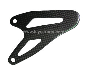 Carbon Fiber Heel Guard for Ducati Streetfighter pictures & photos