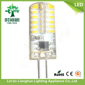 LED G4 SMD 48 PCS Warm White 3W LED Corn Lamp pictures & photos