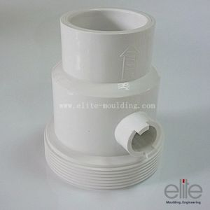 PVC Plastic Injection Piping Parts Moulds