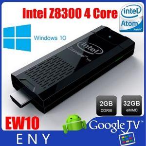 Intel Z8300 Windows 10 OS TV Stick Ew10 Streaming Dongle