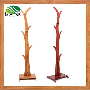 Bamboo Clothes Tree / Coat Hanger pictures & photos