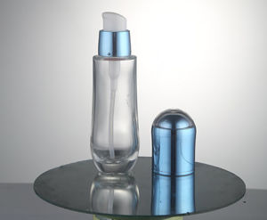 Qf-006 Assuitable Any Package Cosmetic Glass Bottle Series