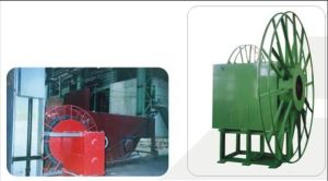 Gas HRD Cable Reel for Coiling Hose