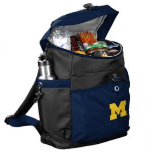 Custom Outdoor Picnic 24 Cans Insulated Cooler Backpack