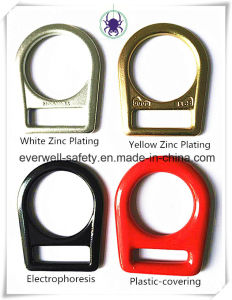 Safety Harness Accessories D-Ring (H210D)