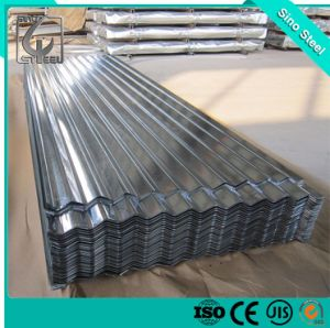 Z80 Dx51d Grade 24 Gauge Galvanized Roofing Sheet
