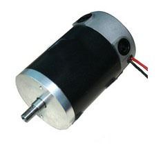 90zyt PMDC Motor for Shipping Can Add Brake pictures & photos