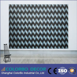 Wood Wool Decorative Sound Absorbing Wall Panel Board pictures & photos