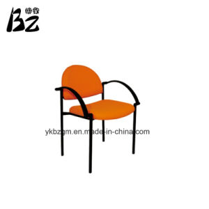Customized Armrest Orange Mesh Chair (BZ-0339) pictures & photos
