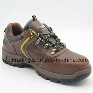 Genuine Leather Multi-Function Working Safety Shoes
