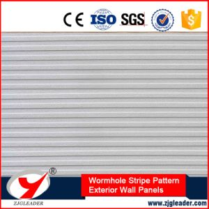 Waterlight Wormhole Stripe Pattern Exterior Wall Decorative Panels pictures & photos