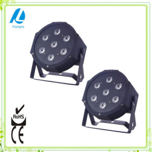 7PCS*8W LED Effect PAR Light Stage Light (PLP105C)