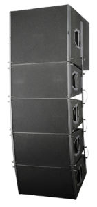 10 Inch Passive PRO Sound System Speaker Line Arrays pictures & photos