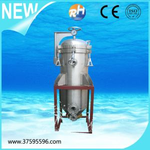 Automatic Plate Type Leaf Filter