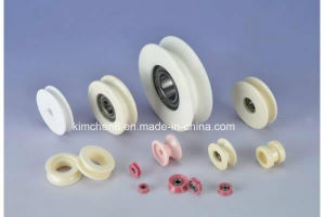 Ceramic Guide Pulley (Wire Guide Roller) Cable Pulley pictures & photos