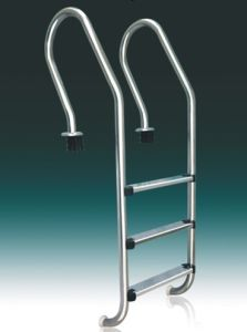 Stainless Steel 304 Material Swimming Pool Ladder Sf-315