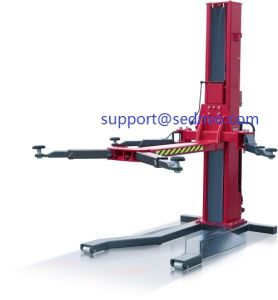 China Portable Single Post Auto Lift Sdn Op 2 5 Car Hoist China