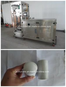 Automatic Hydraulic Ceramic Powder Compress Machine pictures & photos