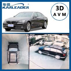 China Oem 3d Avm 360 Degree Bird View Car Camera System China 3d