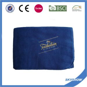 Flame Retardant Airline Blanket (SSB 1015) pictures & photos