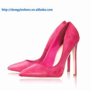 e0f6773fe Chinese Wholesale Suppliers White Wedding 14cm High Heel Shoes Woman - China  High Heel Shoes
