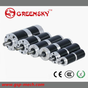 China Manufacturer DC Gear Motor pictures & photos