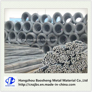 Hot Rolled Reinforced Steel Bar Iron Rods for Construction pictures & photos