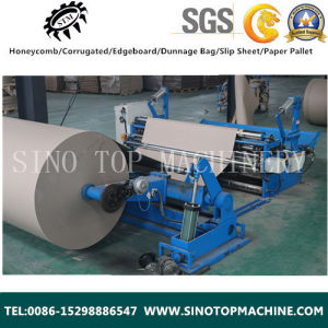 Automatic Paper Roll Slitter Rewinder Machine pictures & photos
