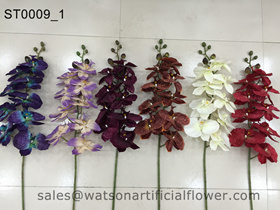 Orchids from china silk flower factory china orchids orchids from china silk flower factory mightylinksfo