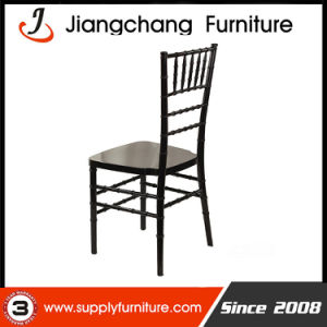China Resin Plastic Chiavari Chair for Party Wedding