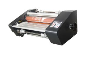 Professional Manufacturer (FM-380) Thermal Film Roll Laminating Machine pictures & photos