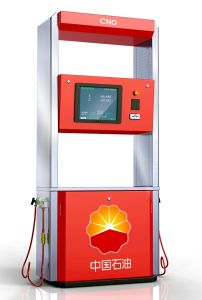 Petrochina OEM Intelligent CNG Dispenser for Gas Station
