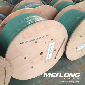 Tp316L Stainless Steel Downhole Hydraulic Control Line Coiled Tubing