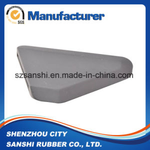 China Customized Mold Rubber Damping Pad pictures & photos