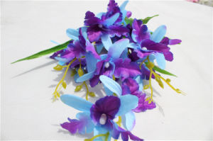 All Festival Occasion and Decorative Artificial Flower Bouquet pictures & photos
