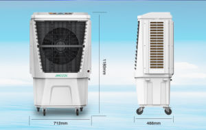 New Low Price Remote Control Portable Room Air Conditioner with Ce CB