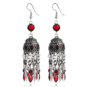 Earrings for Women Fashion, Retro Drop Earrings, Luxurious Design Crystal Jewelry