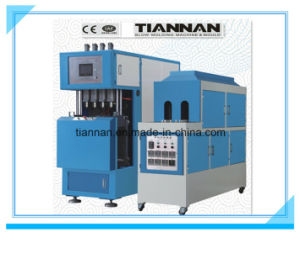4 Cavity Semi Automatic Blow Molding Machine pictures & photos