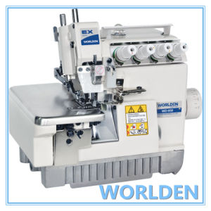Wd-958 Super High-Speed Overlock Sewing Machine pictures & photos