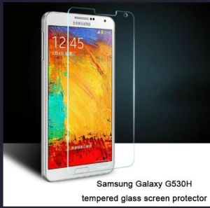 Mobile Phone Accessories Anti-Shock Tempered Glass Screen Membrane for Samsung Galaxy G530h