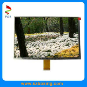 High Brightness 9.0 Inch TFT LCD Display Touch Screen with 800 (RGB) *480 Resolution pictures & photos