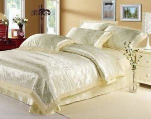 Silk Bedding Sheet Sets pictures & photos