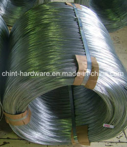 Galvanized Iron Wire 10# with Cheap Price pictures & photos